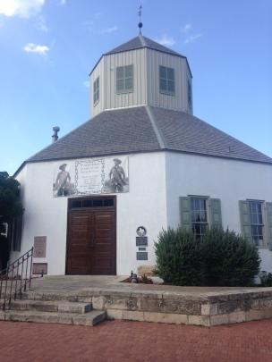 小镇的教堂