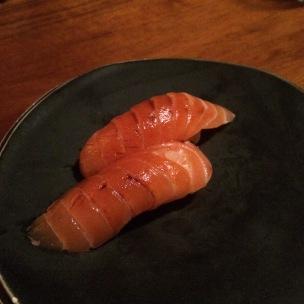 Sake Toro:三文鱼腩寿司