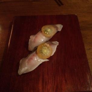 Hamachi: 油甘鱼